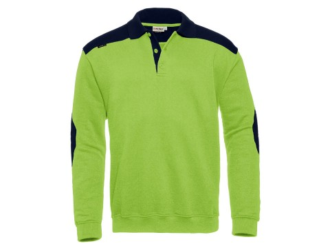 Lime/Real Navy