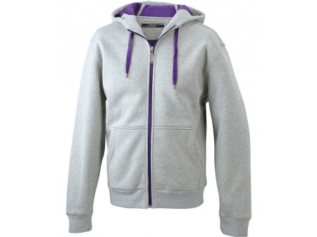 Grey Heather - Purple