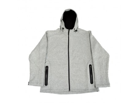Light Marl Grey/ Black
