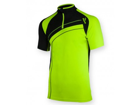 Fluor-Yellow/Black