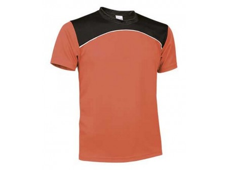 Fluor Orange / White / Black