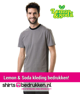 Lemon & Soda bedrukken