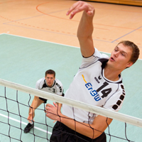 volleybalshirts bedrukken